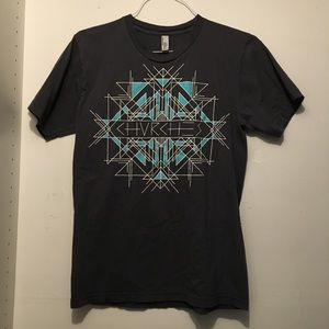 CHVRCHES Band T-shirt Unisex M